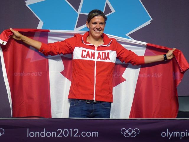 Christine Sinclair named closing ceremony flag-bearer