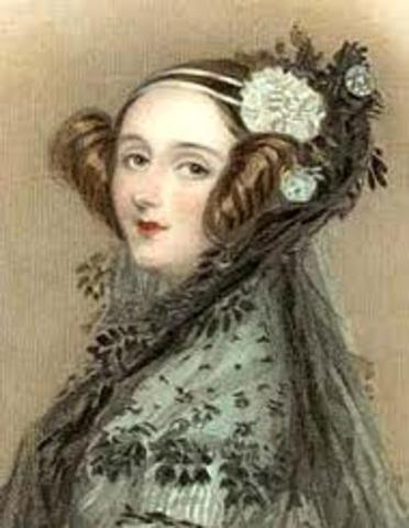 Ada Augusta Byron