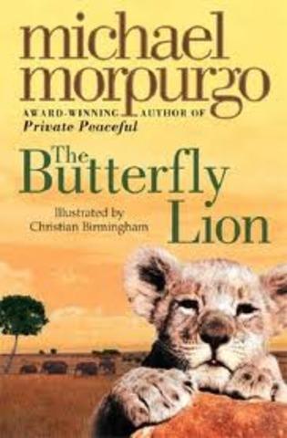The Butterfly Lion By Micheal Murpurgo