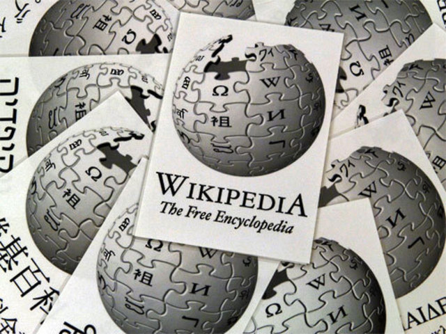 La enciclopedia libre Wikipedia