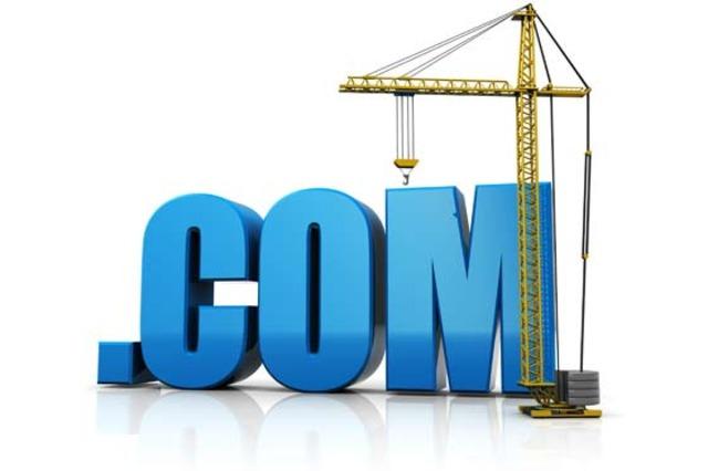Las empresas hacen parte de Internet gracias al dominio .com