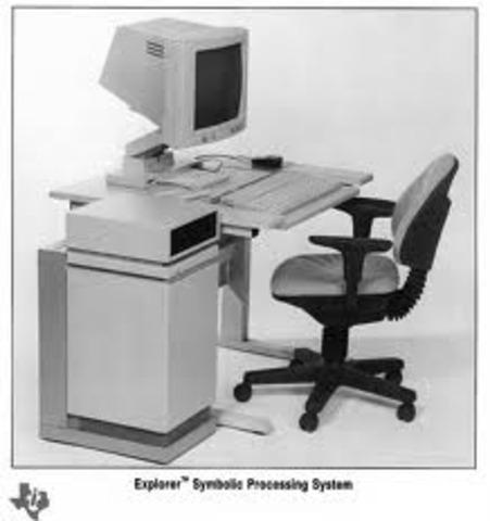 Lisp Machine (CADR)
