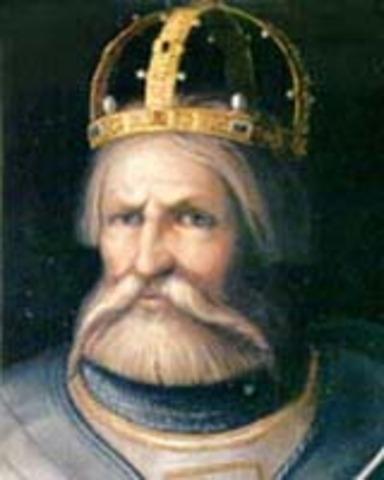 Death of  Frederick Barbarossa