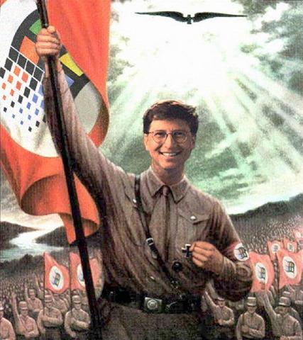 Bill Gates un terrorista Tecnologico