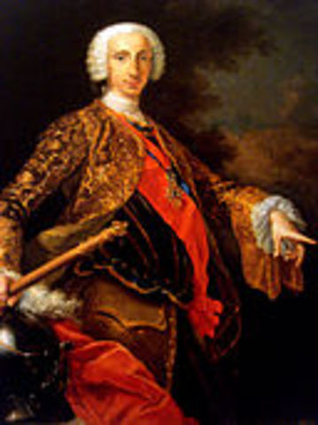 Régimen de Intendencias - Carlos III