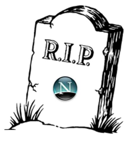 Netscape llega a su fin