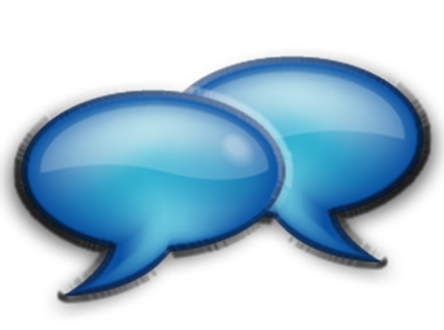 Chat! Comunicarse por internet ahora era posible