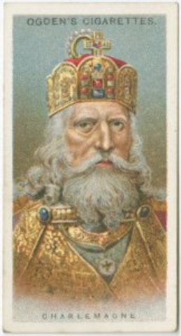 Charlemagne's Rise to Power