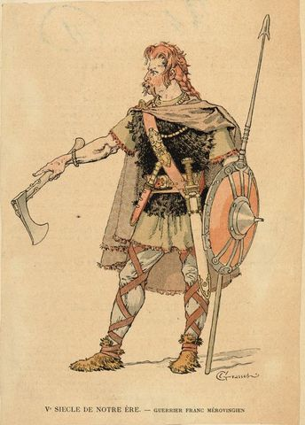 The Merovingians Rule Germany