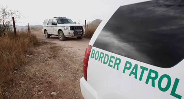 Border Patrol Gunned Down