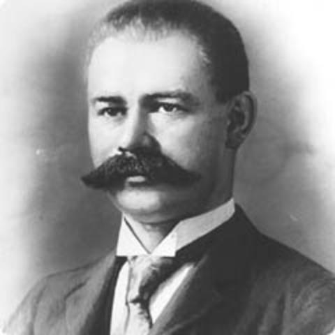 nace el matematico  Herman Hollerith