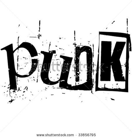 The term 'Punk' is used