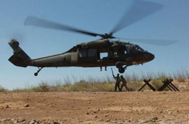 1,200 National Guard Troops Sent to Defend Border
