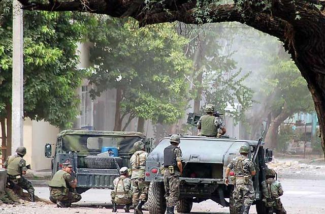 Mexican Drug War Begins