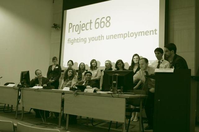 Launch event of the Project 668