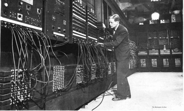 Primer Computador Electronico