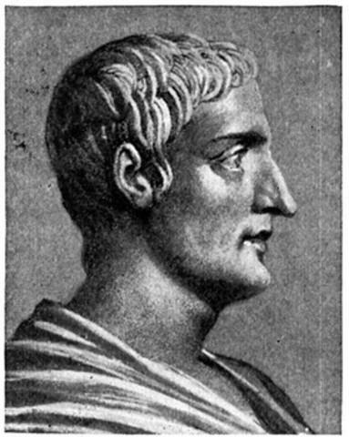 Tacitus wrote Germania