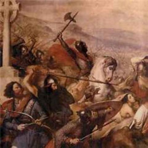 Battle of Vouillé