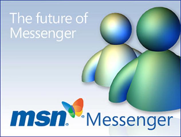 Llegada del Messenger