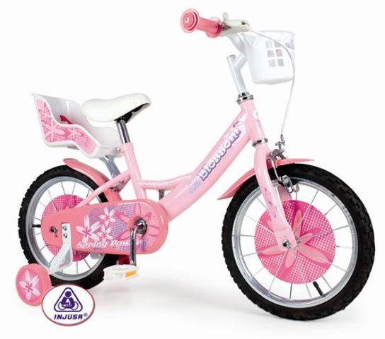 Aprendi andar en bicicleta