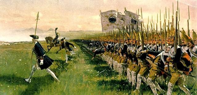 The Battle of Hohenfriedberg