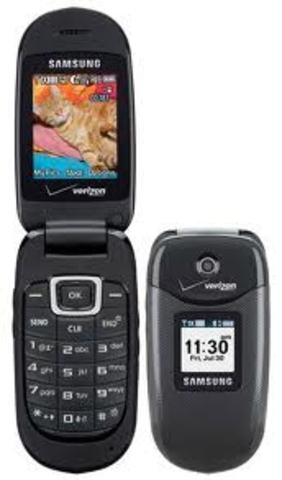First Flip Phone