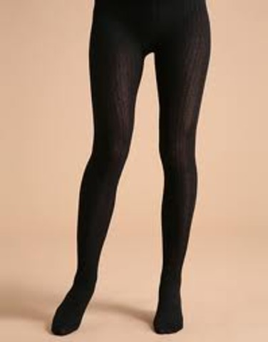 Tights were invented