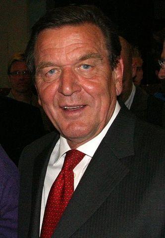 Gerhard Fritz Kurt Schröder