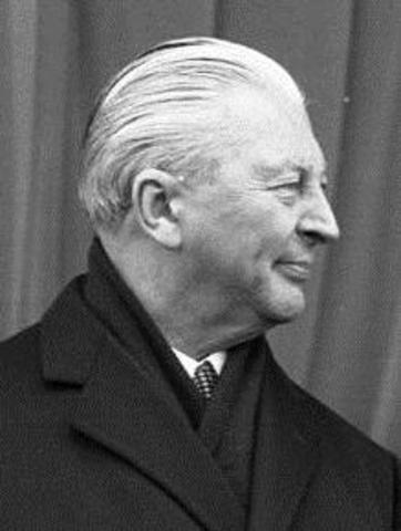 Kurt Georg Kiesinge