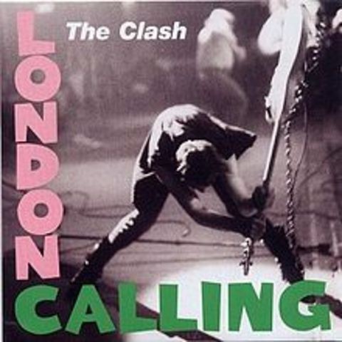 london calling is released