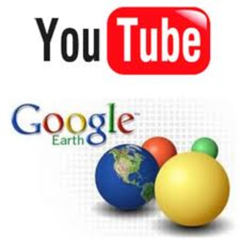 Google Earth, You Tube