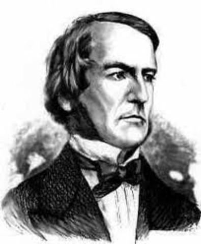 El desarrollo del Álgebra de Boole fue publicado por el lógico inglés George Boole