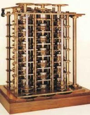 la primera maquina logica