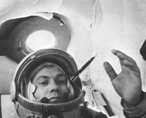 Man in orbit: USSR