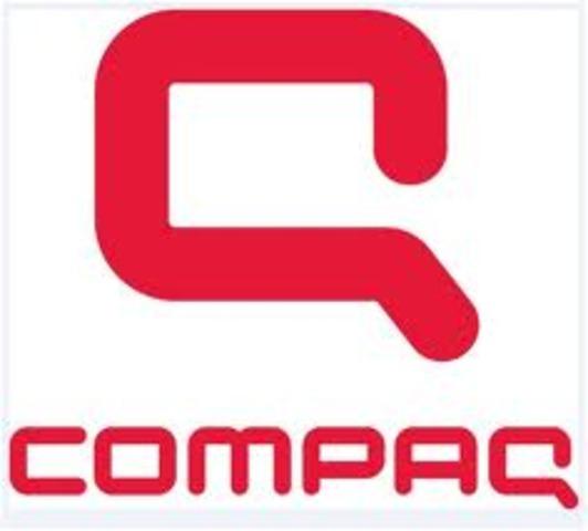 Compaq puso a la venta al por menor con la Compaq Presario