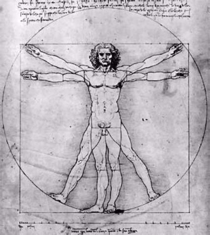 Inventor y editor Leondardo da Vinci