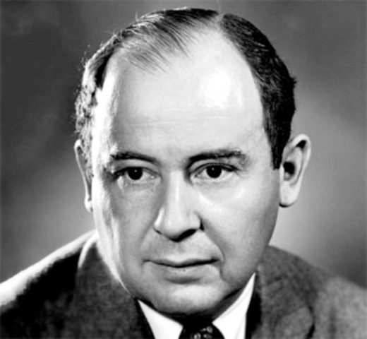John Von Neumann