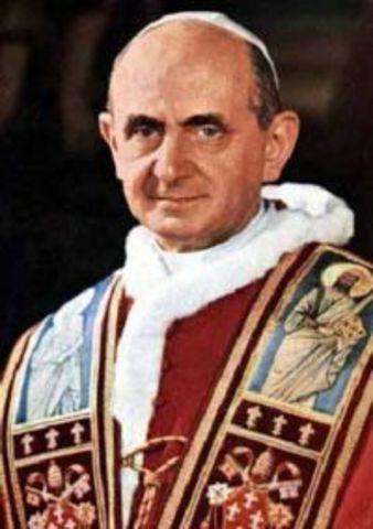 Pope Paul VI (1973)