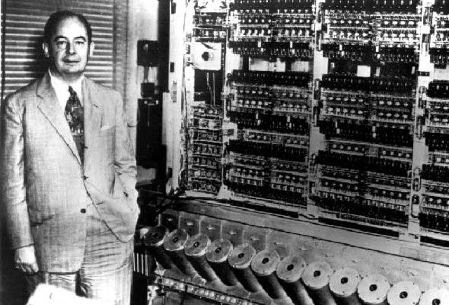 """John Von Neuman """"Nuevo Padre de la Computadoras"""""""