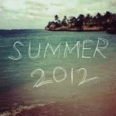 Summer 2012 timeline