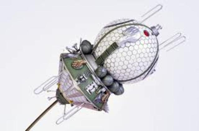 Mission: Vostok 1