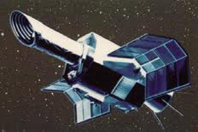 Mission: International Ultraviolet Explorer