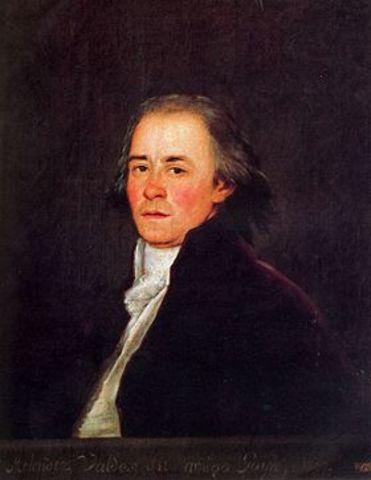 Juan Antonio Meléndez Valdés