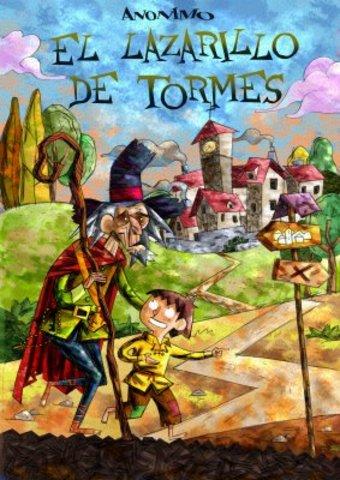 """""""El lazarillo de Tormes"""""""
