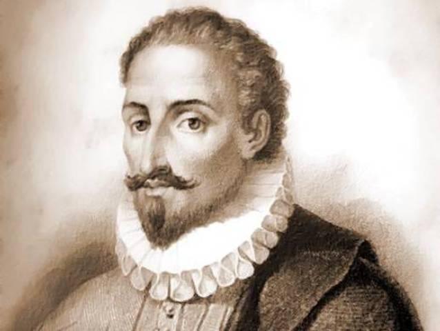 Nacimiento de Miguel de Cervantes Saavedra