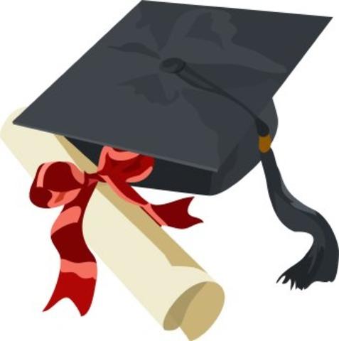 Graduating Highschool