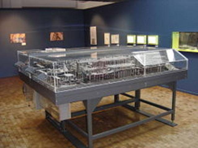 Primera computadora digital operativa