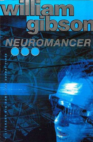 Neuromancer published, term cyberspace is coined