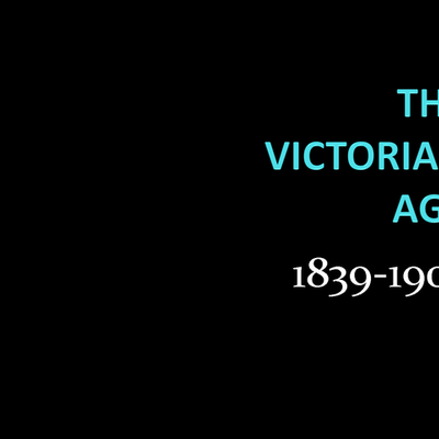 Great invensions in the victorian age timeline