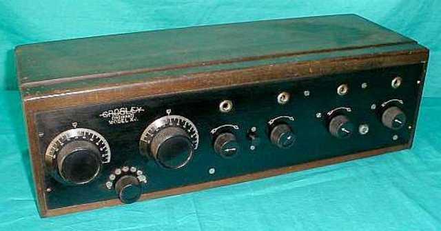 The Radio by James Clark